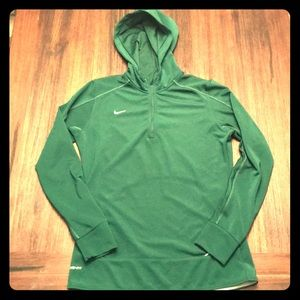 Nike 1/4 Zip Hoodie Training Top